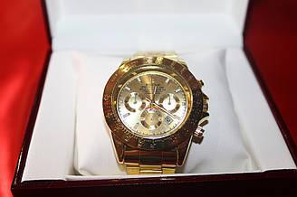 Наручные часы Rolex Daytona Gold (механика) реплика