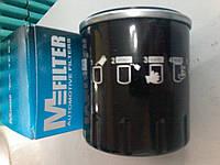 Фильтр масляный производителя MFilter (страна Литва)