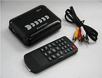 Movie Player mini MediaPlayer  USB/SD - S-video; пульт;