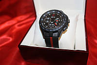 Мужские наручные часы Ferrari Tachymeter Red (реплика)