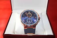 Часы мужские наручные Ulysse Nardin Marine механика
