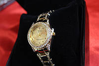 Элегантные женские часы Rolex (реплика)