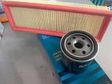 Фильтра на Саманд для ТО (воздушный, масляный, топливный)  Samand двигатель 1.8 LFZ (XU7JP), фото 2
