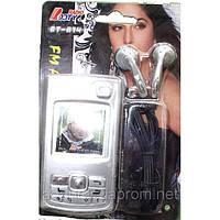 Радио BT-814; FM 88-108Mhz; auto scan; 2AA; FlashLignt