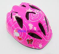 Вело Шлем детский Heart (регулировка окружности)