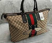 Модная дорожная сумка Gucci Гуччи