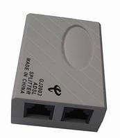 ADSL Splitter Телефонный RJ11 сплиттер, ОГО