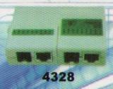 Тестер для кабеля NCT-4328 RG11, RG45 UTP/FTP