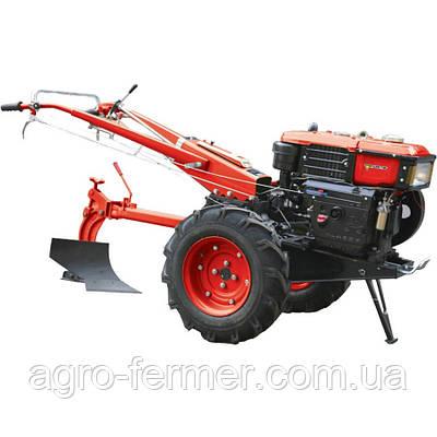 Мотоблок дизельный Forte HSD1G-101 комплект (10 л.с.)