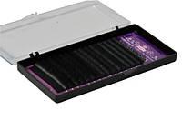 Черные ресницы U'MAX Premium SILK LASHES (В 0.15 mix. 7-15 мм.)