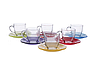 Luminarc Carine Rainbow Сервиз чайный 12 предметов