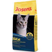 Сухой корм Josera JosiCat для кошек и котов с уткой и рыбой 10 кг.
