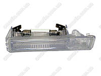 Корпус с лампочкой для подсветки номера новый Smart ForTwo 450 Q0000883V004L00400