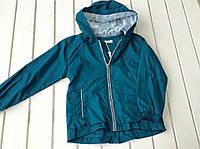 Детская весенняя осенняя куртка для мальчика на 4 - 6 лет