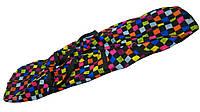 Чехол/сумка чехол для сноуборда Pixel  - повышеной прочности, с наплечной лямкой и карманом