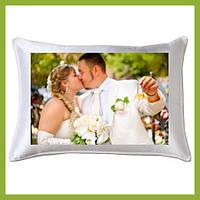 Печать на подушках фотографий логотипов поздравлений