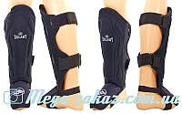Защита для голени и стопы муай тай/ММА/кикбоксинг ZEL 4215: S/M/L/XL