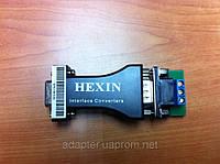 Переходник HEXIN HXWY-G Serial Adapter RS232 TO RS485