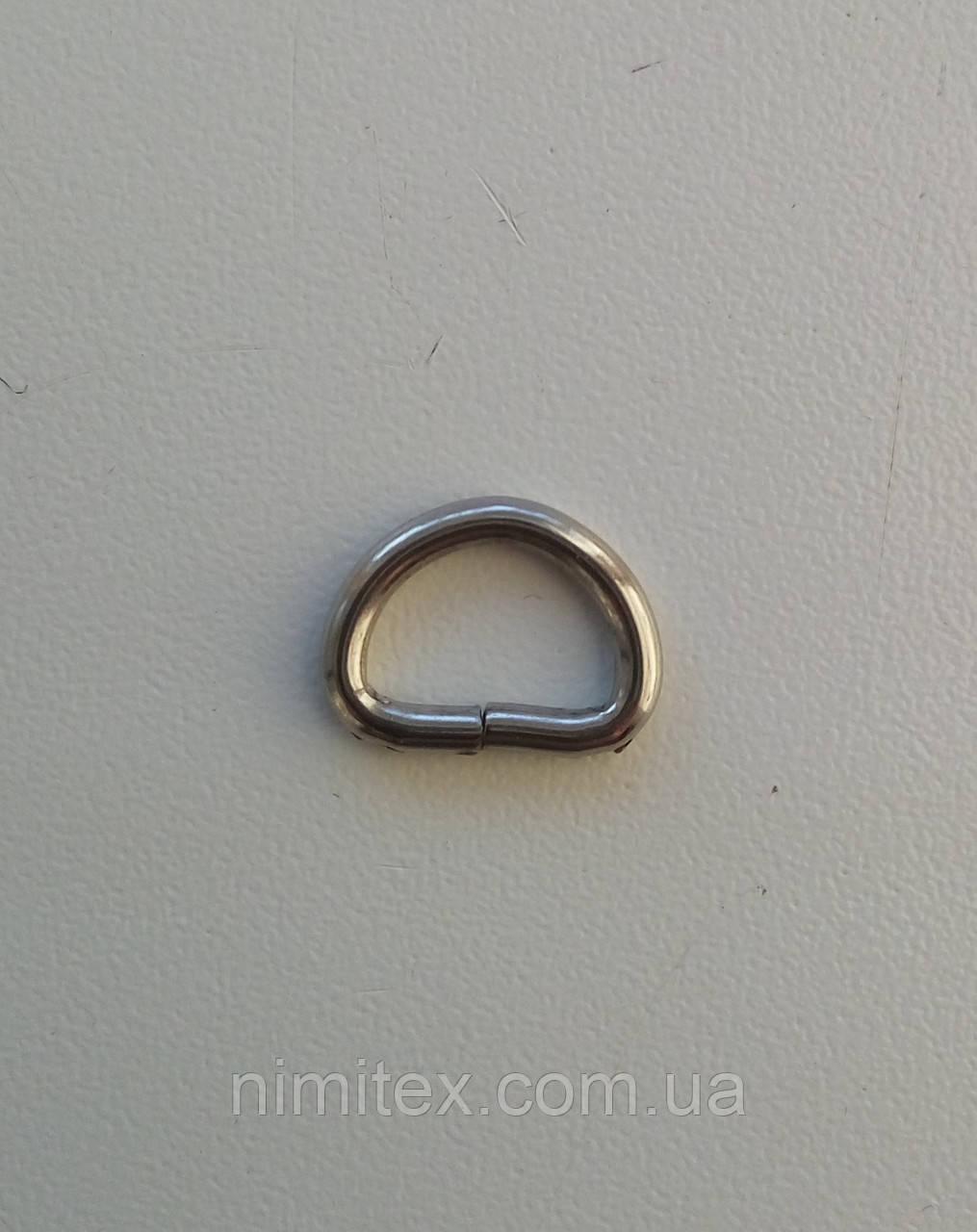 Полукольцо проволочное 10 мм никель