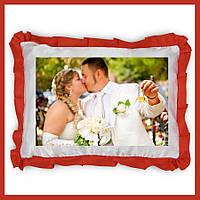 Печать на подушках фотографии логотипы поздравления картинки