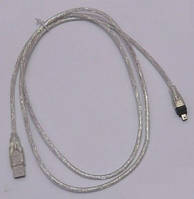Кабель Fireware TT0307 USB/4P 1.5m IEEE1394