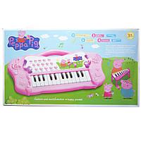 Игрушка детское пианино свинка Пеппа (6008)