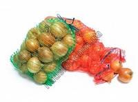 Сітка овочева зелена місткість 20 кг.(упаковка 10шт)