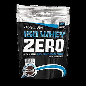 Протеин без лактозы ISO WHEY Zero lactose free BT 500g, фото 2