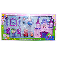 Игрушка замок для свинки Пеппа