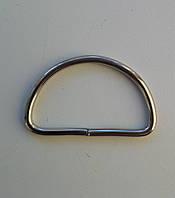 Полукольцо литое 40 мм, никель