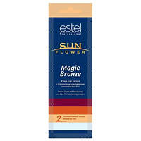 Крем для загара Estel Professional Sun Flower Magic Bronze 15 мл