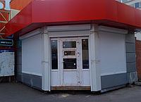 """Торговый павильон возле """"Большой стройки"""""""