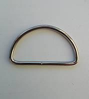 Півкільце 52 мм нікель