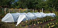Агро-теплица, ширина 0,8м, высота 0,8м, длина 12м, 40г/м²