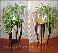 """Подставка для цветов """"Азалия"""". Массив - ольха. Палитра - 10 цветов., фото 2"""