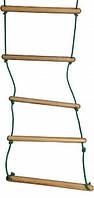 Веревочная лестница подвесная из бука