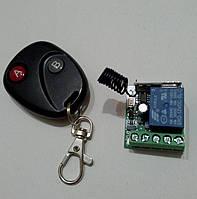 Радиоуправляемый модуль(плата без корпуса) 1- канальный +пульт, фото 1