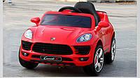 Детский электромобиль Porsche Spyder  T-768 RED***