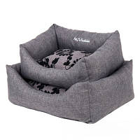 Лежак для собаки Жасмин № 2 (62*50*19) Тм Природа
