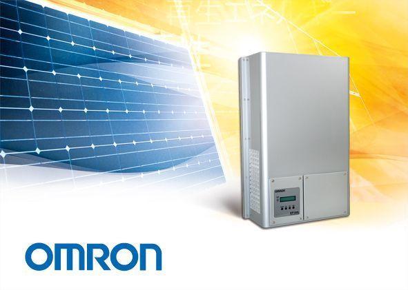 Сетевая солнечная станция на инверторах OMRON 10кВт