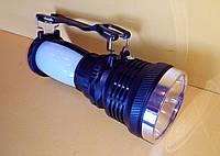 Фонарь аккумуляторный с солнечной зарядкой YJ-2892 Т