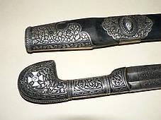 Шашка казачья георгиевская 19 век Россия, фото 2