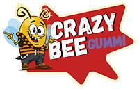 Новинка от Roshen - жевательные конфеты Crazy Bee Gummi
