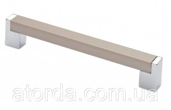 Ручка меблева Ozkardesler 14.230-06-022 NIL 192мм Сталь