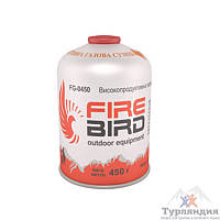 Резьбовой газовый баллон FireBird FG-0450