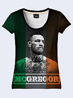 Женсая футболка Conor McGregor