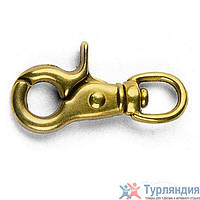 Карабин Best Divers Carabiners Brass For Hose 65 mm