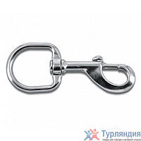 Карабин Best Divers Carabiners DIR 98 S.Steel With Ring 28 mm