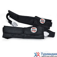 Грузовой пояс Best Divers Belt S. Steel 4 Pockets