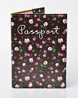 Обложка для паспорта из эко-кожи